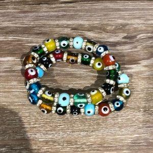 Jewelry - Evil eye bracelets